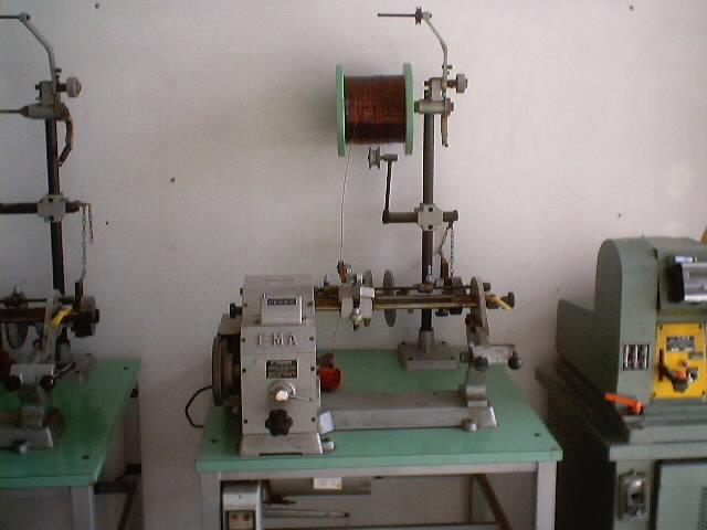 Laboratorio tdp matassatrici for Motori elettrici per macchine da cucire